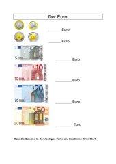Einführung Euro