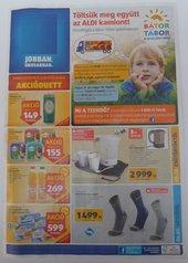 Werbeprospekt  Lebensmittel - ungarisch