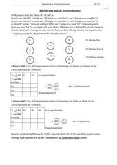 Matrizenrechnung Einstiegsunterricht