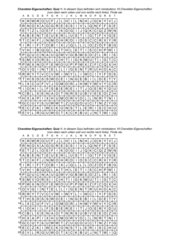 2 Quizzes Charaktereigenschaften