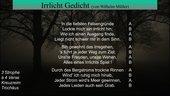 Schubert: Das Irrlicht, Nr.9 aus der Winterreise