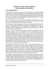 Prüfziffern (EAN-Nummeren, ISBN, PZN, IBAN)