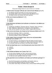 Krabat Multiple Choice Check (hauptsächlich 1. Jahr)