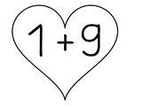 Partnerzahlen, verliebte Zahlen