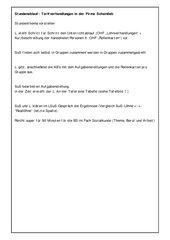 Tarifverhandlungen - FA Scheinlieb-Lohnverhandlungen (GA)
