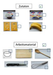 Bildrezept Vanille-Bananen-Quark