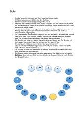 Sofa - ein Spiel für die Klasse