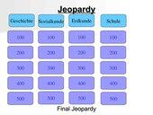 Jeopardy GSE 7