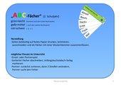 ABC-Fächer: Übung zum Sortieren nach dem 1.,2.,3. Buchstaben
