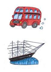 Flashcards London