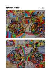 Fahrrad Puzzle