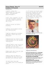 AIDS Lernkarten und Lernzielkontrolle