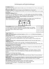Rechenspiele Aufwärmübungen für den Mathematikunterricht