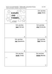 Buch: Zahlen und Formen