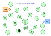 Altes Spiel für Matheanfangsunterricht