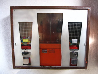 Kaugummiautomat - Automat, Kaugummi, Verkaufsautomat