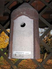 Nisthilfen #2 - Nisthilfen, Vogelhäuschen, nisten, brüten, Höhle, Vögel, Natur, Naturschutz