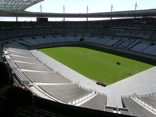 Paris Stade de France - Frankreich, Paris, Stade de France, Stadion, Fußball, Rugby