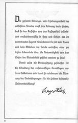 Alte Dokumente 4 - Ahnenpass #3  - Ahnenpass, Dokument, NSdAP, Rasse, Mischlinge, Sippenforschung, völkischer Staat, Hitler, Nationalsozialismus, Nazizeit, Geschichte