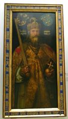 Karl der Große - Kaiser, Karl der Große, Dürer, Nürnberg, 748, 814, 1513, Geschichte