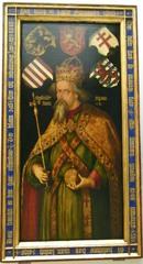 Kaiser Sigismund - Kaiser, Kaiser Sigismund, 1368, 1437, 1513, Dürer, Gemälde, Nürnberg, Geschichte