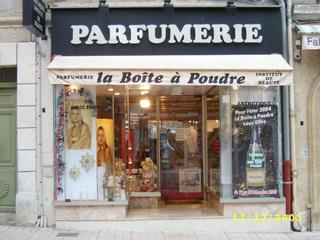 parfumerie - Frankreich, Landeskunde, Geschäfte, civilisation, magasin