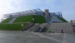 Paris_Bercy   Palais Omnisports_02 - Paris, Bercy, Sporthalle, omnisports