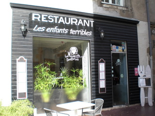 Les enfants terribles - Frankreich, civilisation, restaurant, Nantes