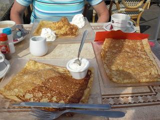 crêpe - crêpe Frankreich, civilisation, Spezialitäten, cuisine, Bretagne