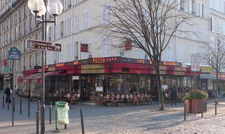 Brasserie - café, restaurant, brasserie, bar