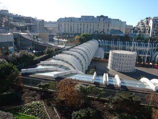 Paris  Forum des Halles 02 - Paris, Halles, Forum des Halles