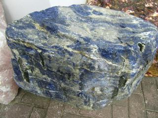 Sodalith - Sodalith, Mineral, Silicat, Schmuckstein