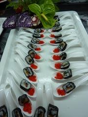 Vorspeise Sushi - Vorspeise, Sushi, Reis, Fisch