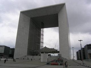 La Grande Arche - Paris, Grande Arche, La défense, fraternité, Triumphbogen