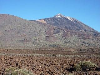 Teneriffa Teide #1 - Teneriffa, Teide, Pico del Teide, Kanarische Insel, Berg, Inselvulkan, Weltnaturerbe, Nationalpark, Schichtvulkan