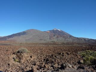 Teneriffa Teide #2 - Teneriffa, Teide, Pico del Teide, Kanarische Insel, Berg, Inselvulkan, Weltnaturerbe, Nationalpark, Schichtvulkan