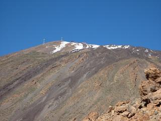 Teneriffa Teide #3 - Teneriffa, Teide, Pico del Teide, Kanarische Insel, Berg, Inselvulkan, Weltnaturerbe, Nationalpark, Schichtvulkan
