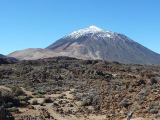 Teneriffa Teide #4 - Teneriffa, Teide, Pico del Teide, Kanarische Insel, Berg, Inselvulkan, Weltnaturerbe, Nationalpark, Schichtvulkan