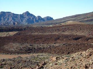 Teneriffa Teide #5 - Teneriffa, Teide, Pico del Teide, Kanarische Insel, Berg, Inselvulkan, Weltnaturerbe, Nationalpark, Schichtvulkan