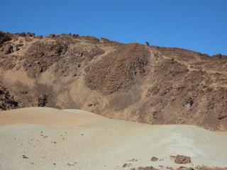 Teneriffa Teide #6 - Teneriffa, Teide, Pico del Teide, Kanarische Insel, Berg, Inselvulkan, Weltnaturerbe, Nationalpark, Schichtvulkan