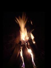 Faszination Feuer - Kerze, Flamme, Stimmung, Meditation, Schreibanlass, Mystik, Feuer, Wärme, Kamin, Holz, Hitze, brennen, lodern, heiß, warm, Verbrennung
