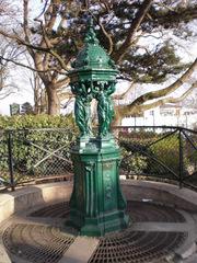 Fontaine - Paris, Brunnen, fontaine