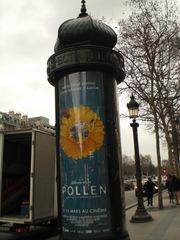 Colonne Morris - Frankreich, Paris, colonne Morris, Litfasssäule