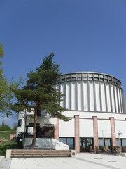 Panorama Museum 2 - Panorama, Tübke, Bad Frankenhausen, Sehenswürdigkeiten, Deutschland, Thüringen, Ausflugsziele, Bauernkrieg, Thomas Müntzer