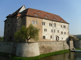 Wasserburg Heldrungen# 2 - Deutschland, Thüringen, Ausflugziele, Burg, Wasserburg, Thomas Müntzer