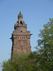 Kyffhäuserdenkmal#1 - Deutschland, Sehenswürdigkeiten, Ausflugsziele, Kyffhäuser, Barbarossa