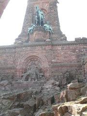 Kyffhäuserdenkmal#3 - Denkmal, Sehenswürdigkeit, Deutschland, Barbarossa