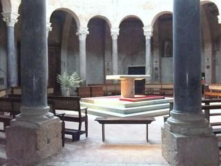 Kirche San Michele Arcangelo in Perugia #2 - Kirche, Architektur, Tempel, frühchristlich, Rundbau