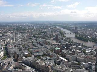 Frankfurt - Frankfurt, Main, Paulskirche, Dom