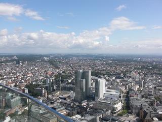 Frankfurt am Main - Frankfurt, Palais Quartier, Hochhaus